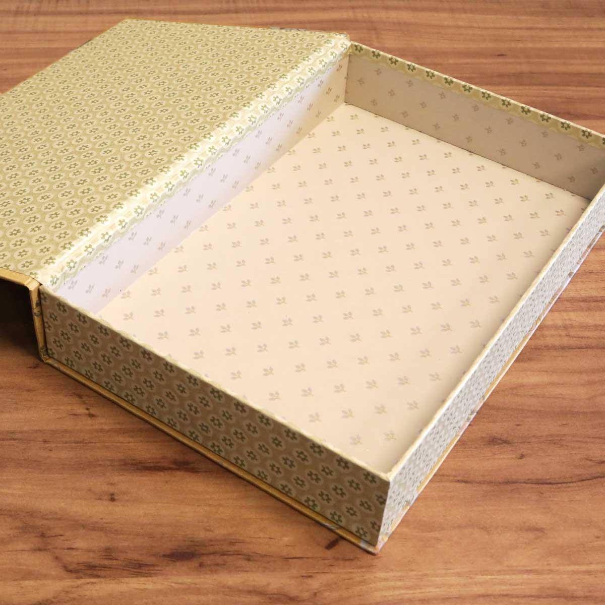 Caixa Dourada