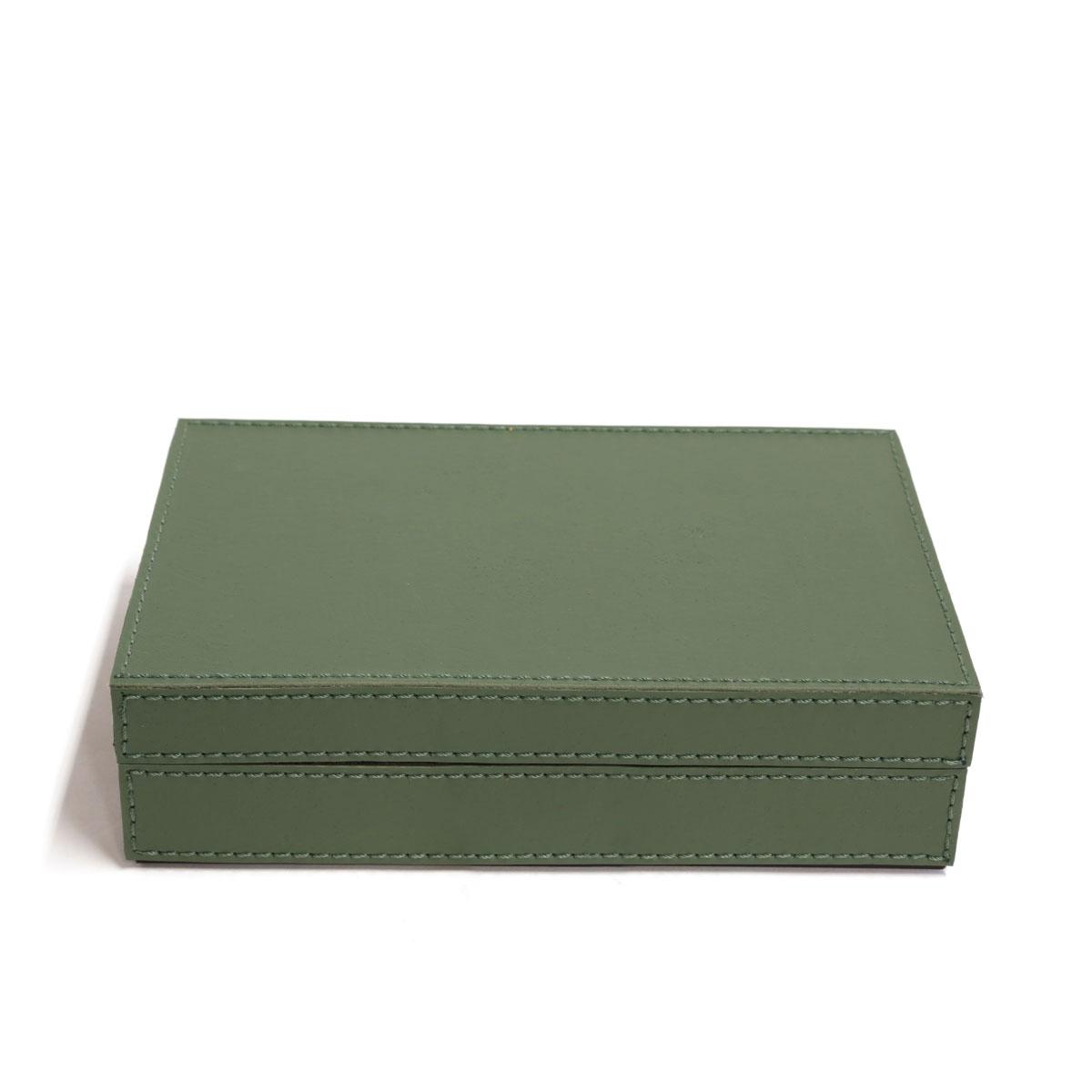 Caixa multiuso (Montana Verde Musgo)