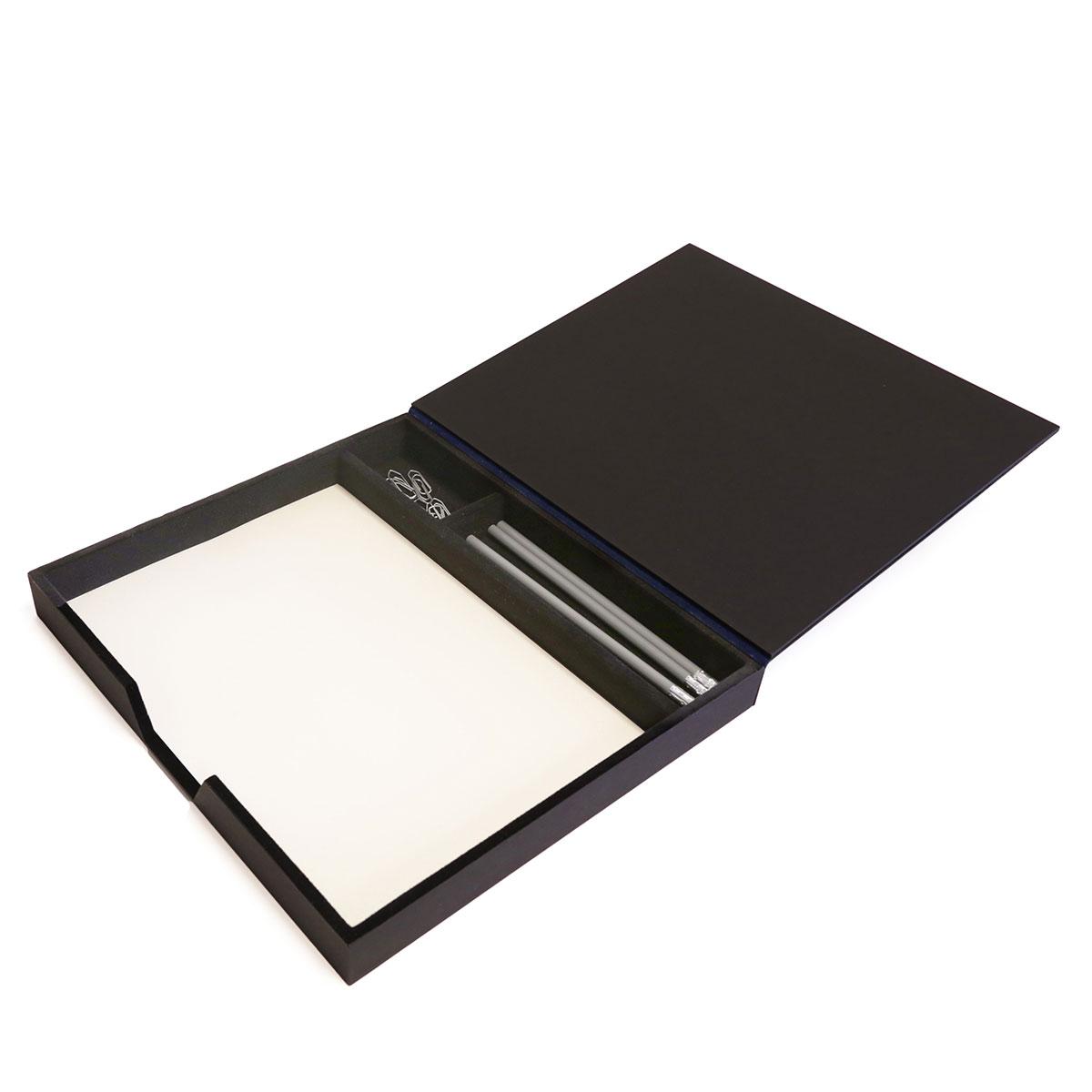Caixa office paper (Montana Azul Marinho)