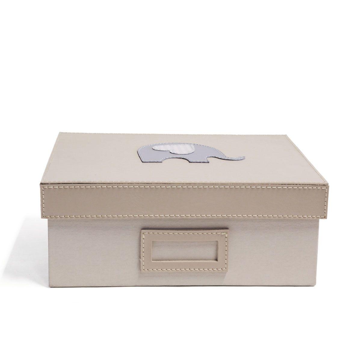 Caixa organizadora (Elefante Azul)