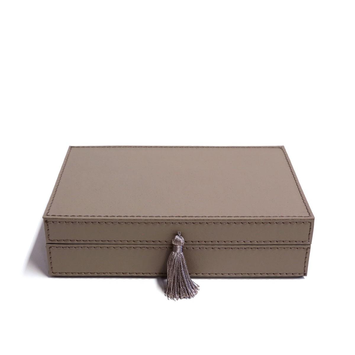 Caixa porta joias (Montana Fendi)