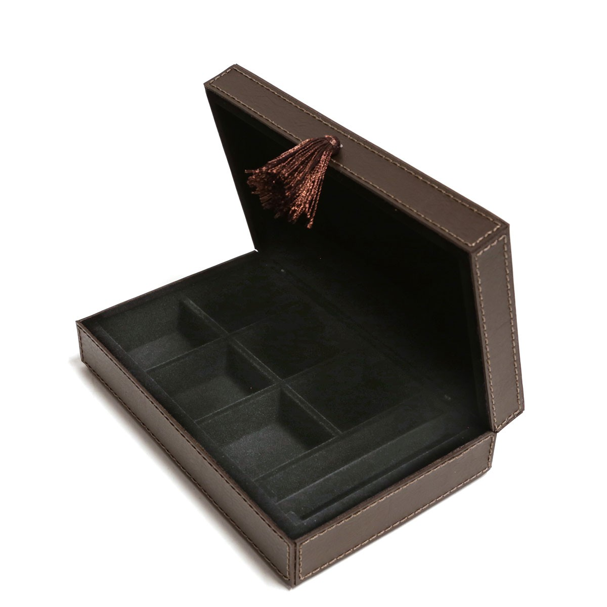 Caixa porta joias (Montana Marrom)