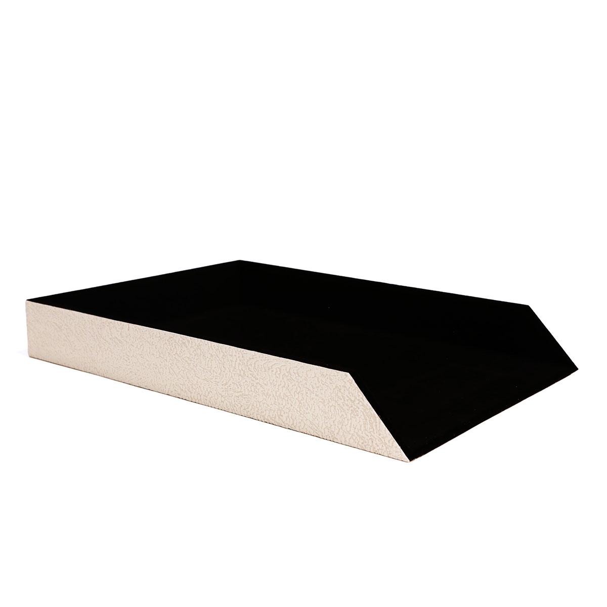 Caixa porta papel A4 (Savana Off White)