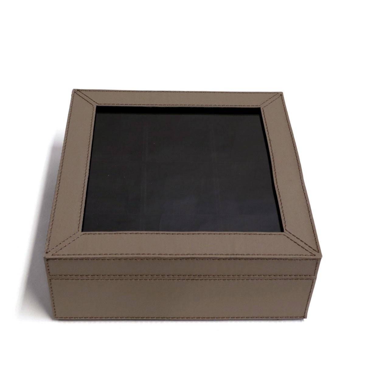 Caixa porta relógios (Montana Fendi)