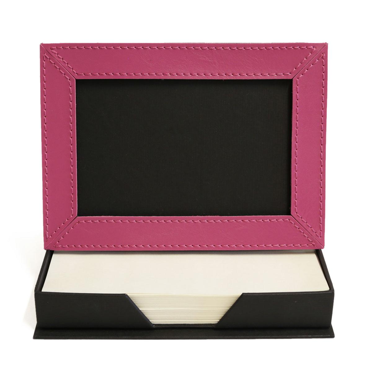 Caixa porta retrato (Montana Pink)