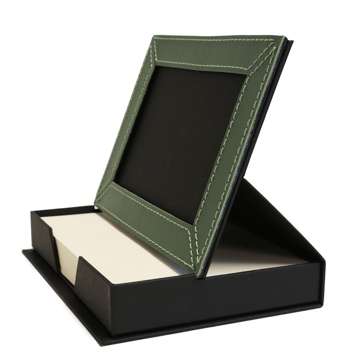 Caixa porta retrato (Montana Verde Musgo)