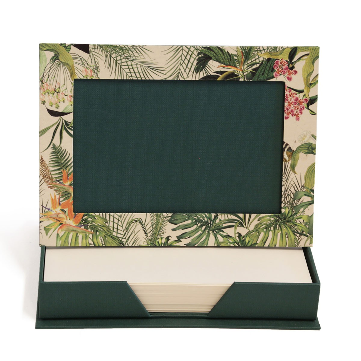 Caixa porta retrato (Tropicália)