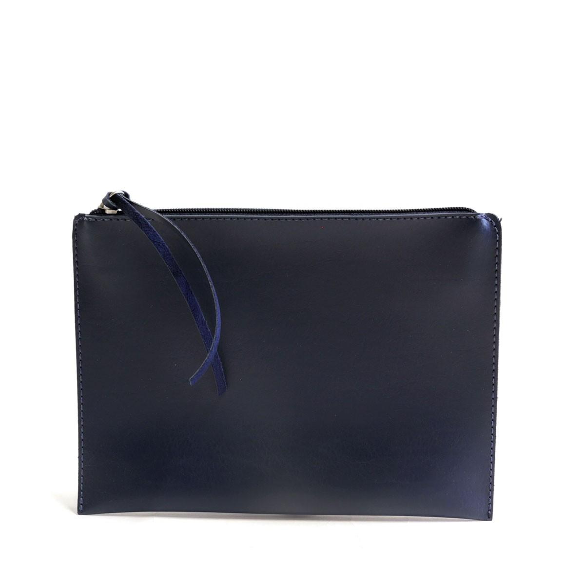 Carteira de mão (Montana Azul Marinho)