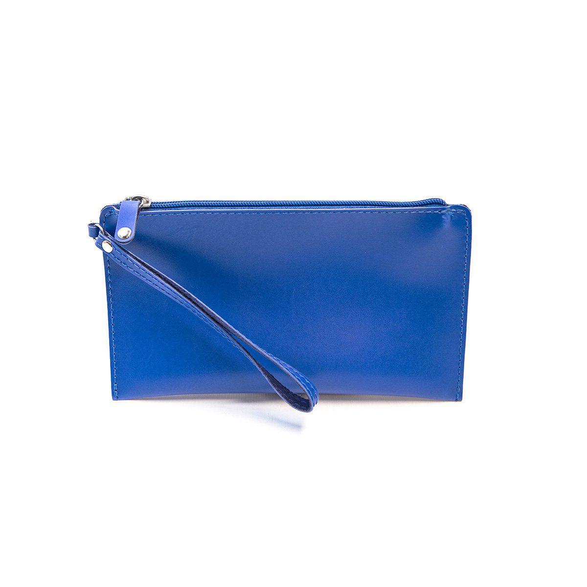 Carteira Rô (Montana Azul Royal)