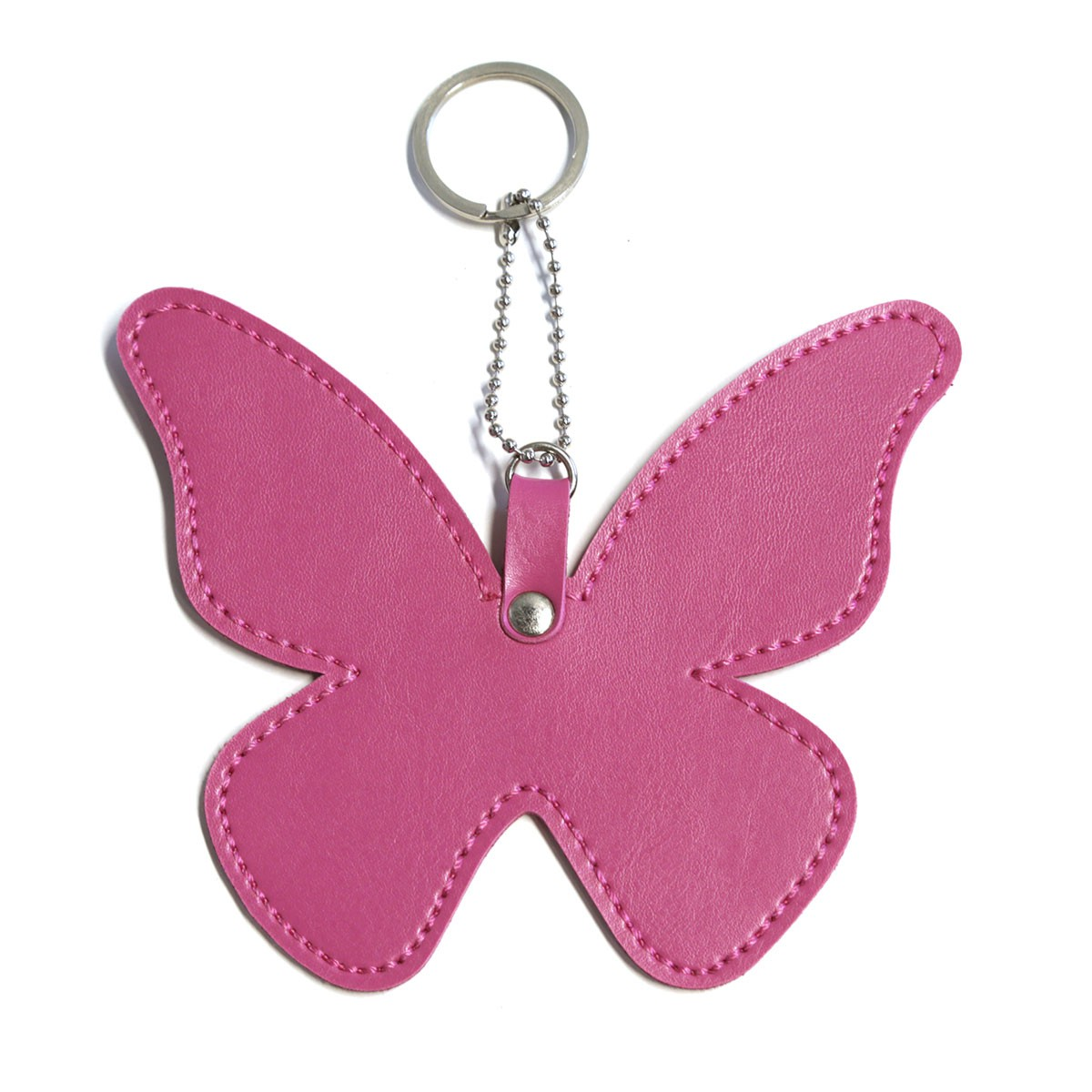 Chaveiro Borboleta (Montana Pink)