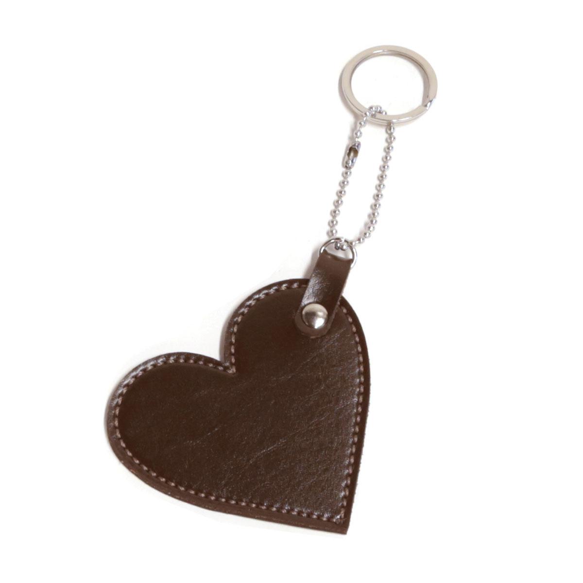 Chaveiro coração (Montana Marrom)
