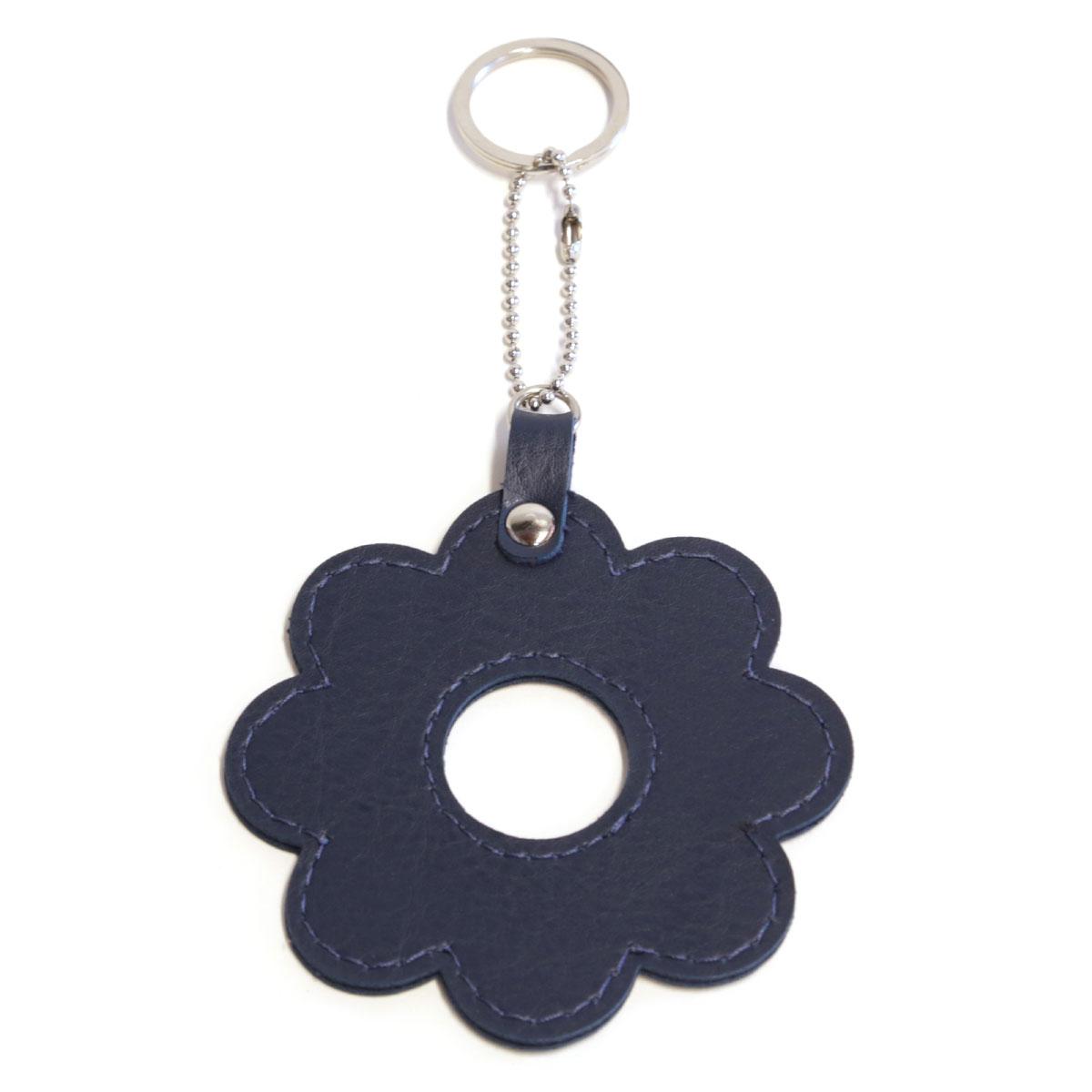 Chaveiro Flor (Montana Azul Marinho)