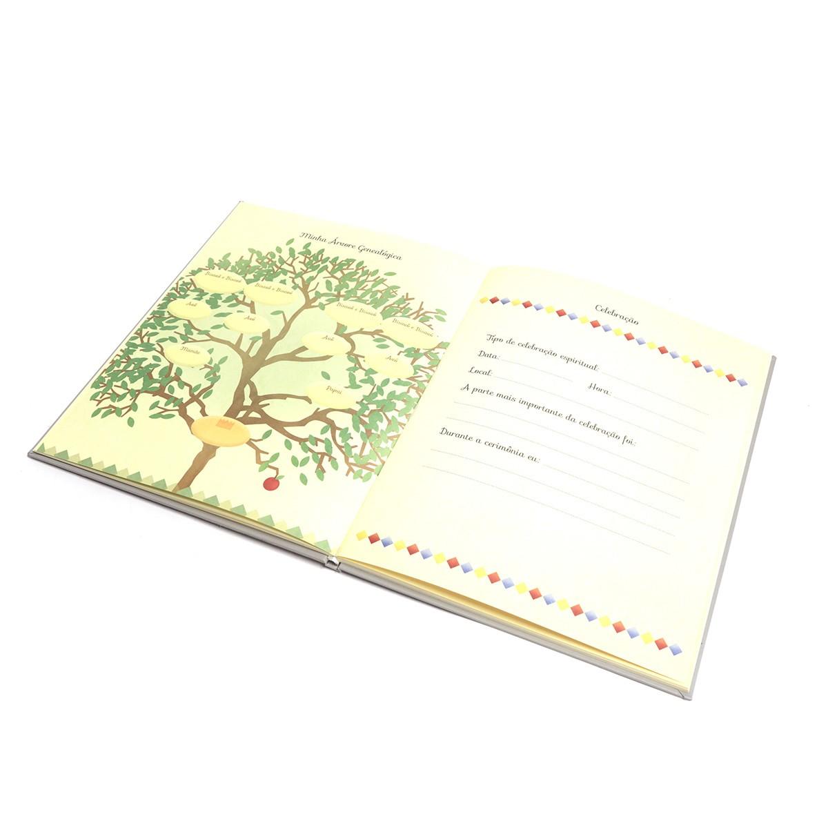 Livro do bebê (Urso Caramelo)