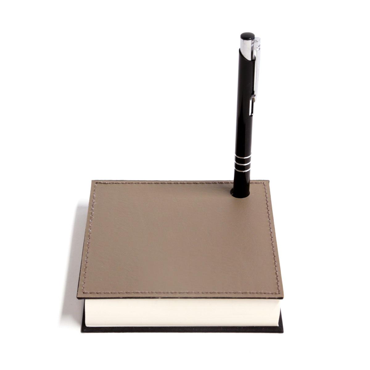 Mini bloco com caneta (Montana Fendi)