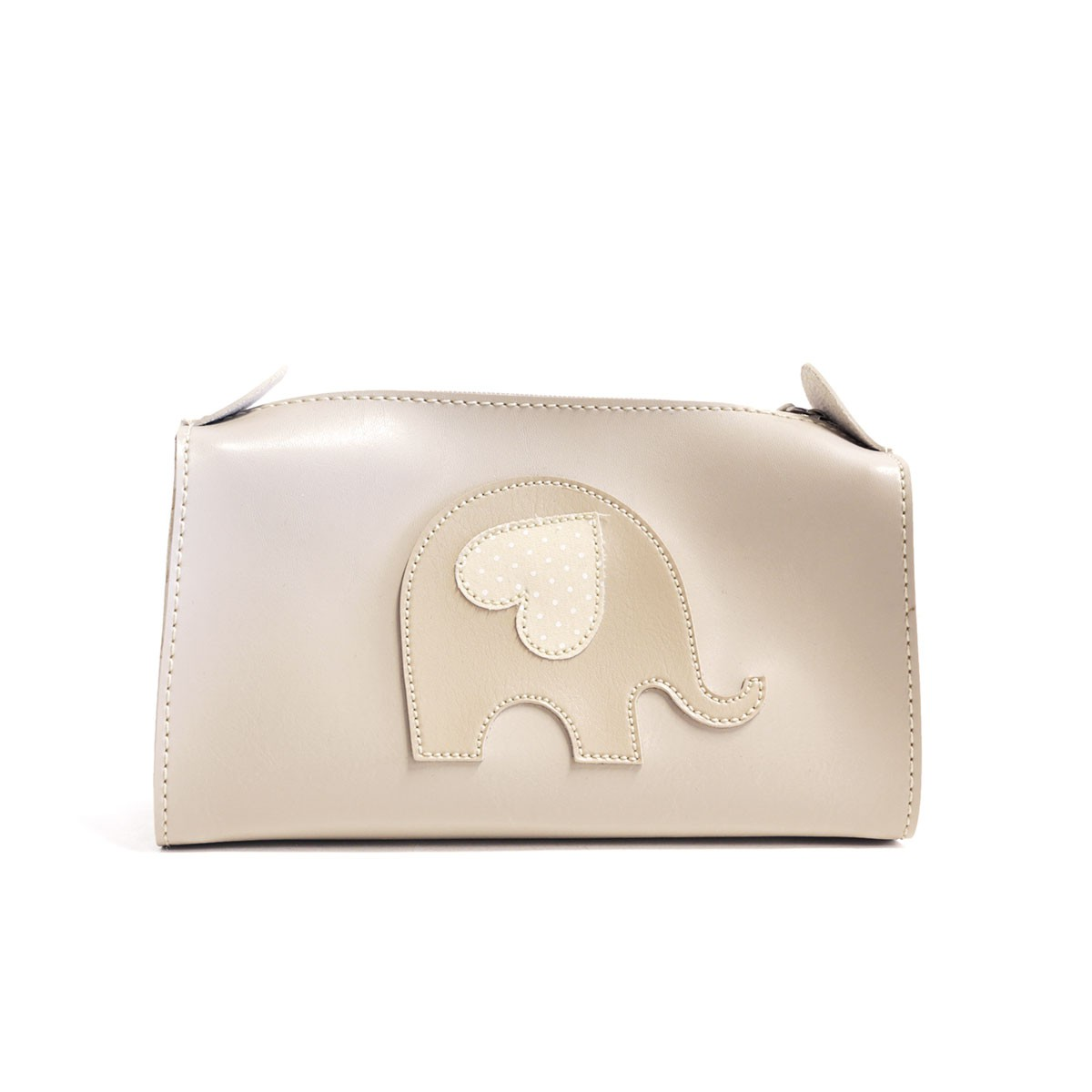 Necessaire (Elefante Bege)