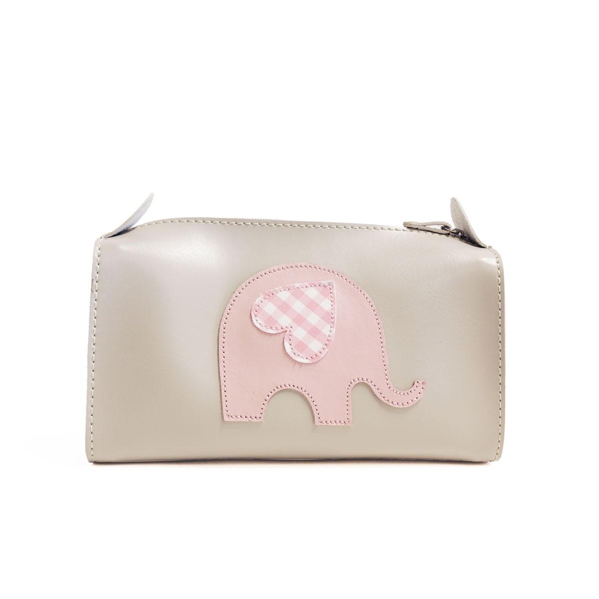 Necessaire (Elefante Rosa)