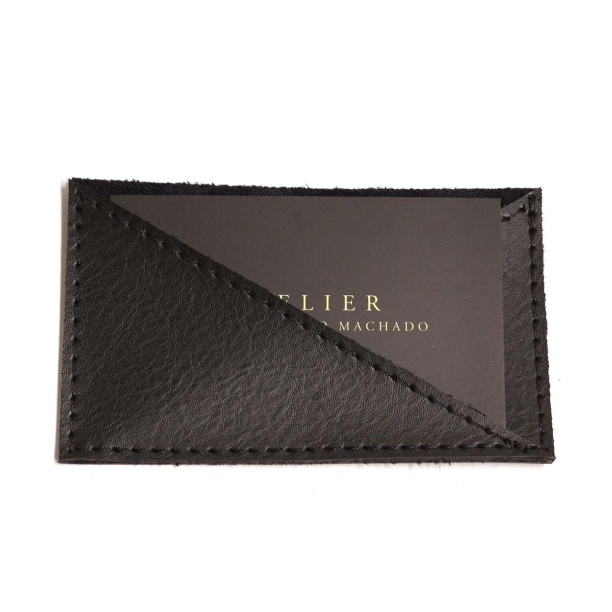 Porta cartão de bolso (Montana Preto)