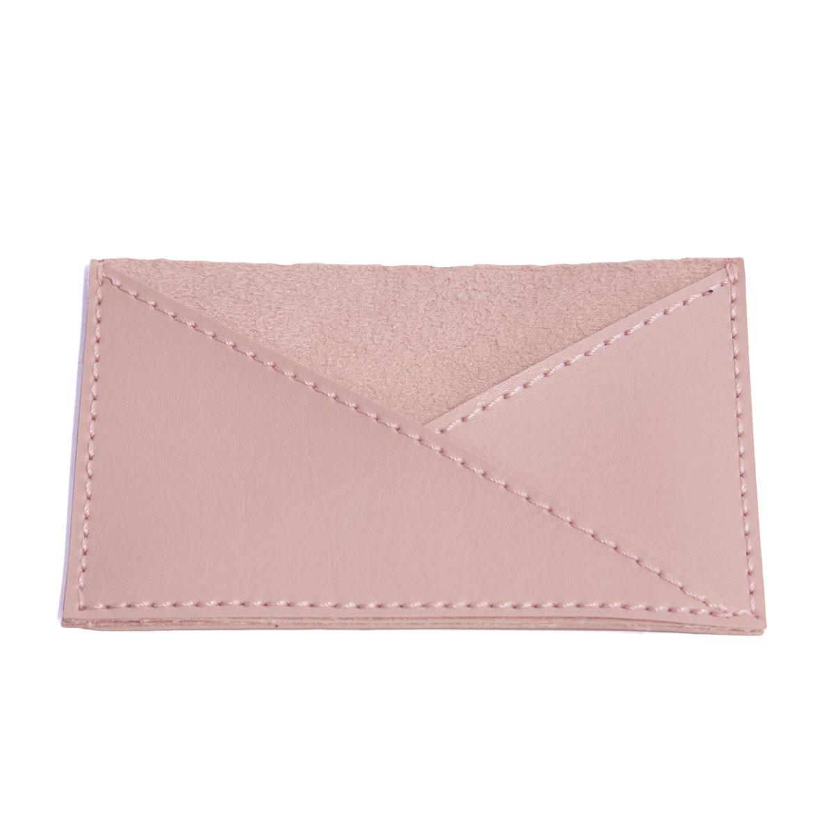 Porta cartão de bolso (Montana Rosé)