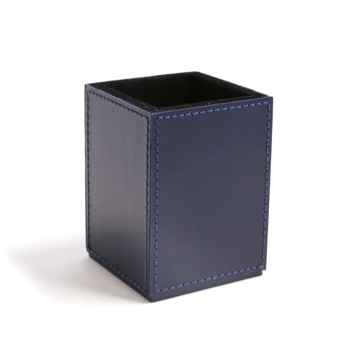 Porta lápis (Montana Azul Marinho)
