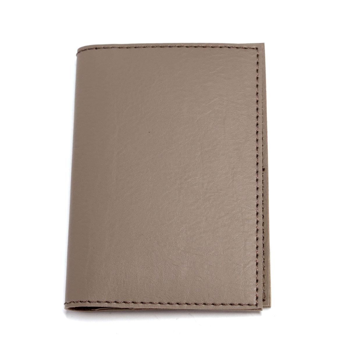 Porta passaporte com bolso (Montana Fendi)