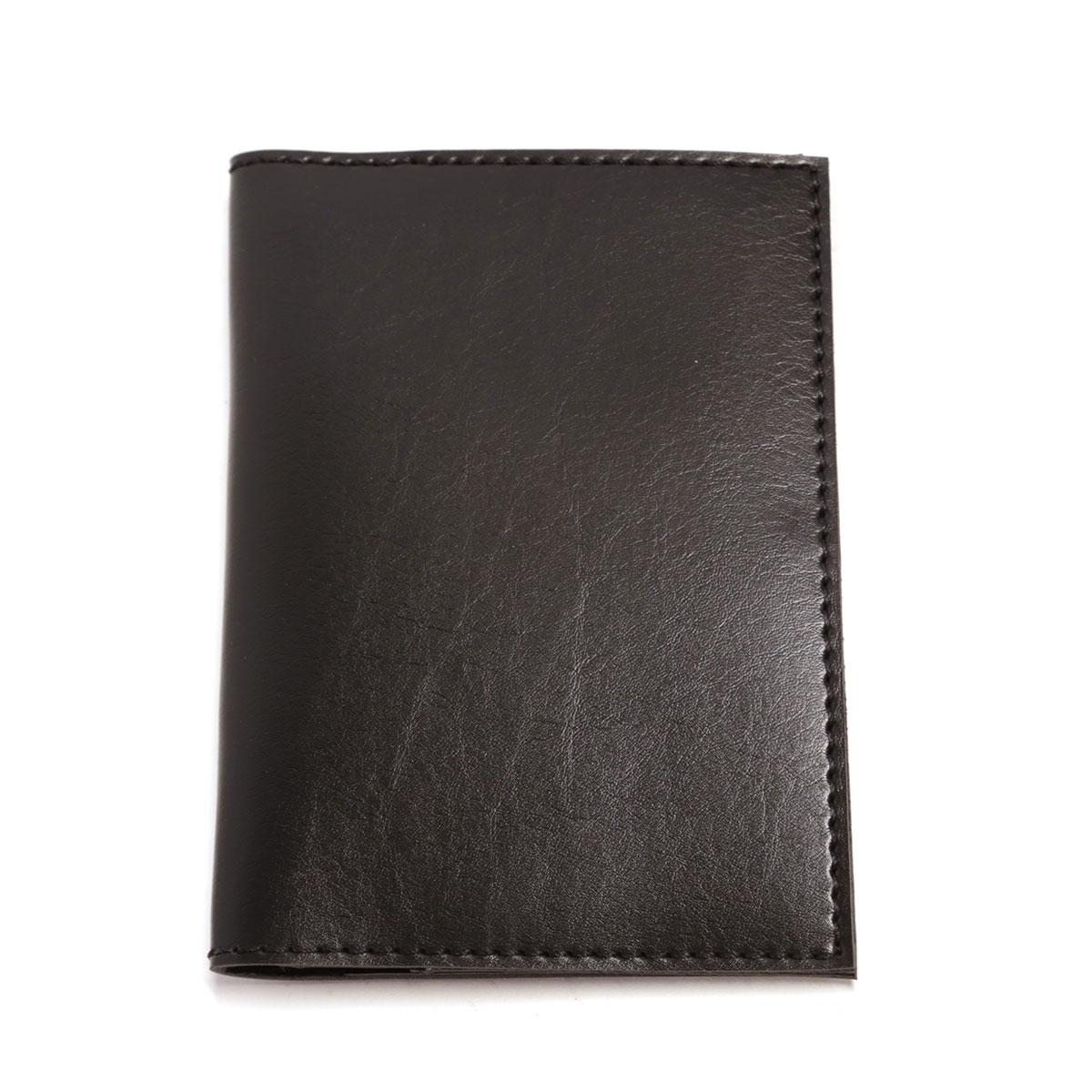 Porta passaporte com bolso (Montana Preto)