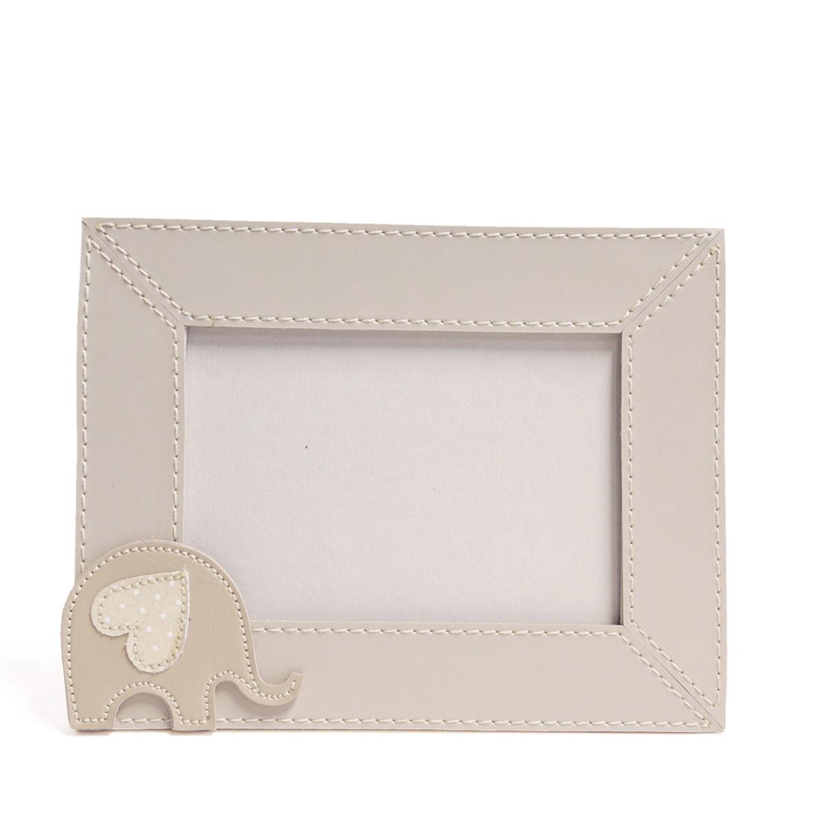 Porta-retrato (Elefante Bege)