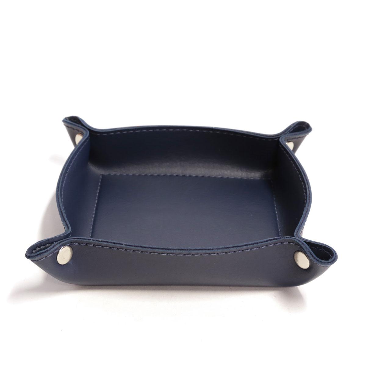 Porta treco de mesa (Montana Azul Marinho)