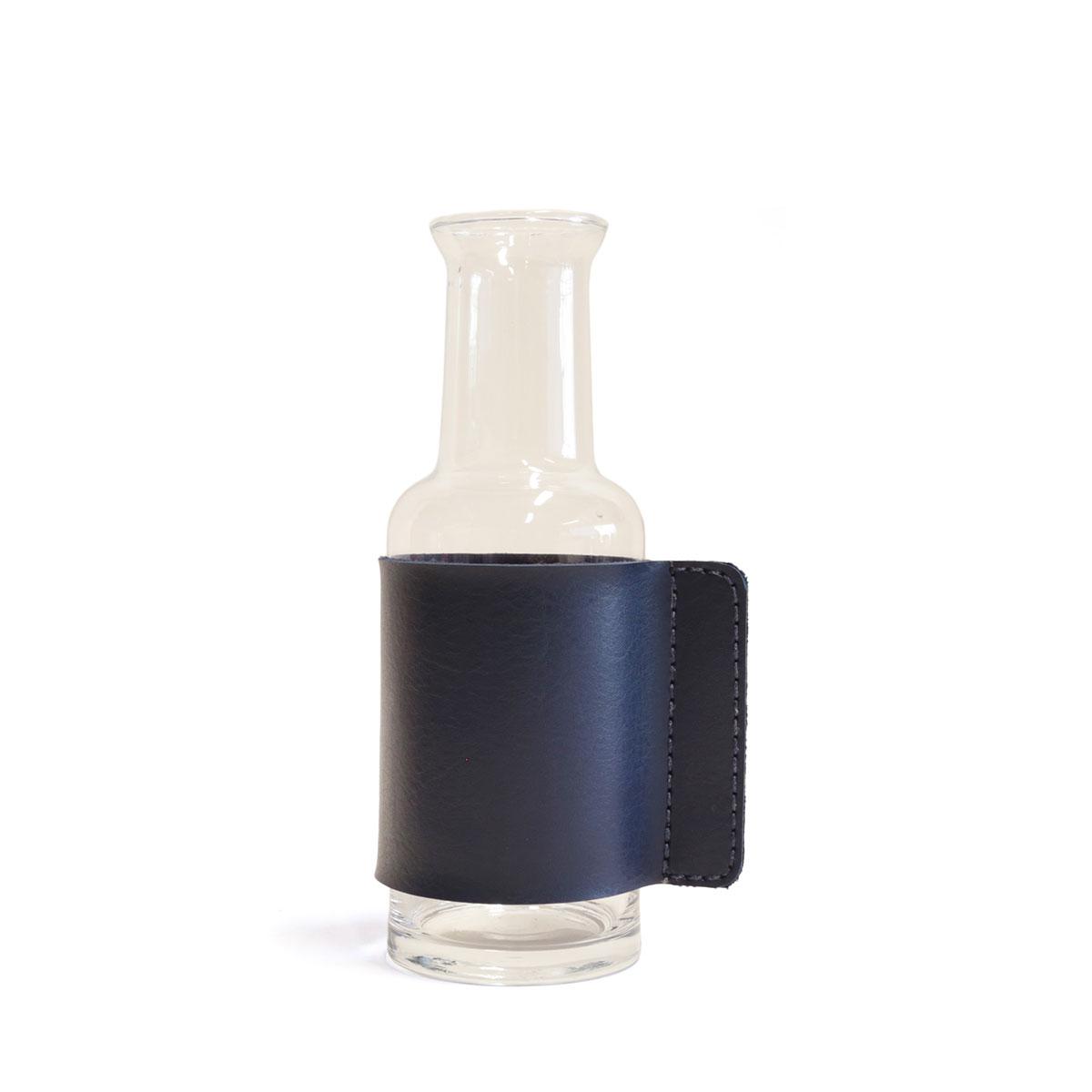Porta vaso garrafa (Montana Azul Marinho)