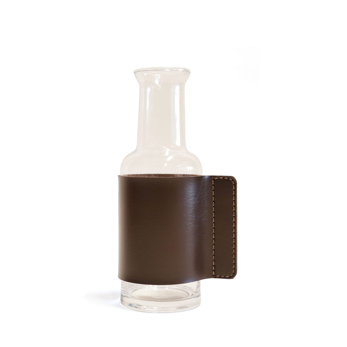 Porta vaso garrafa (Montana Marrom)