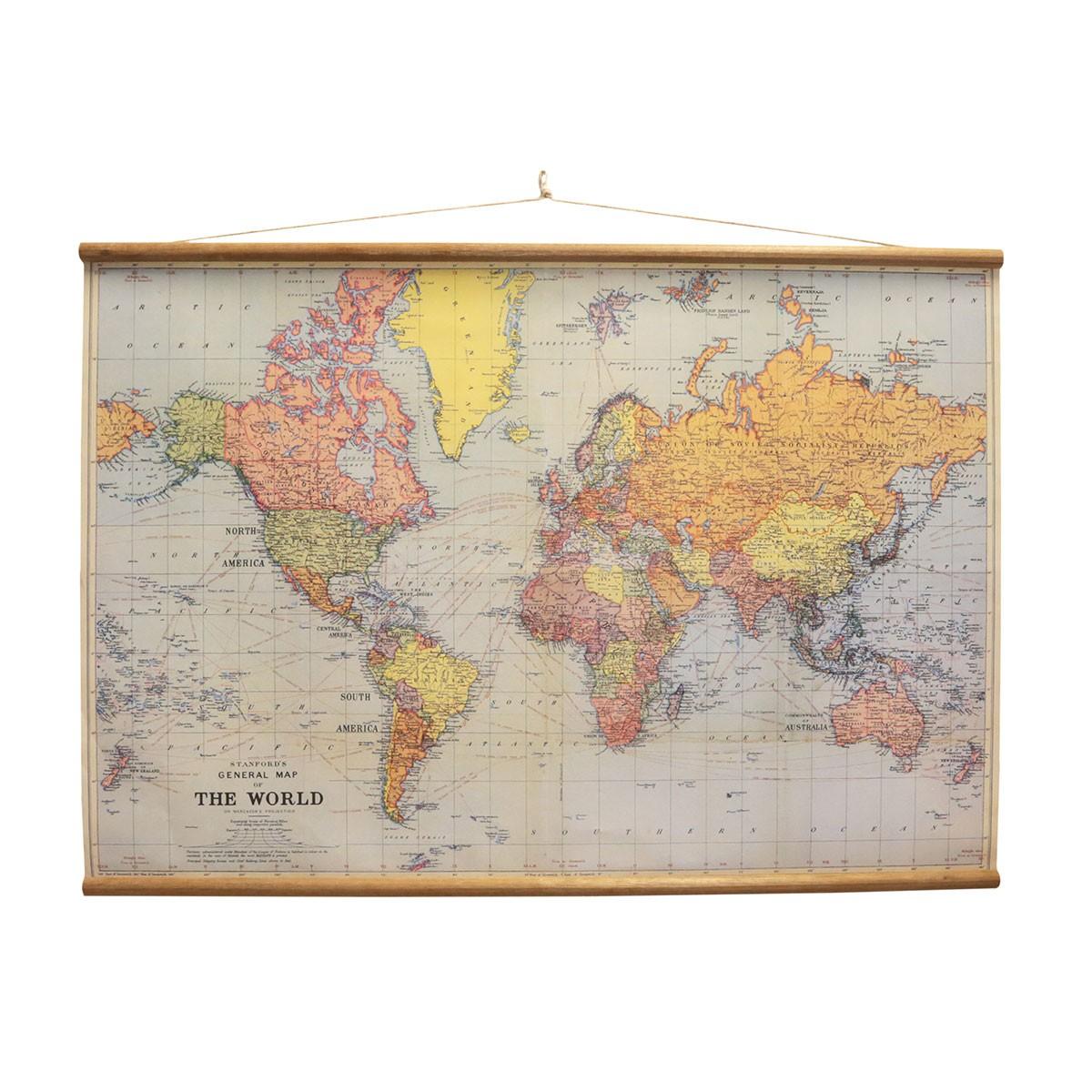 Pôster (Mapa)