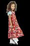 Vestido Infantil Midi Turma do Balão Pintaflor