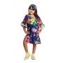 Vestido Infantil Turma do Balão Sonho de Voar