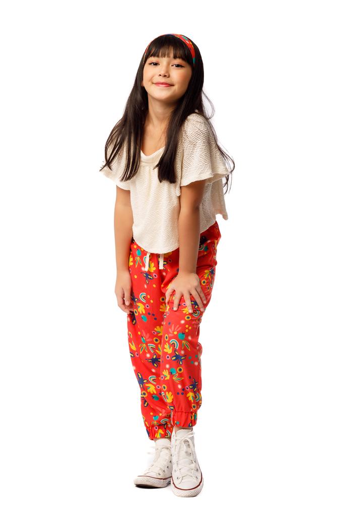 Blusa Infantil em Malha Textura