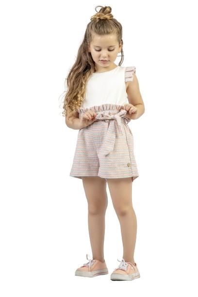Blusa Infantil em Malha Turma do Balão