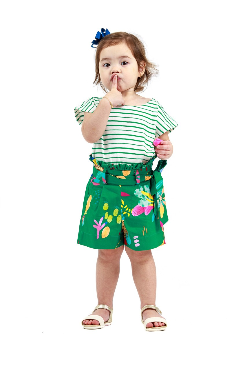 Blusa Infantil Listrada Turma do Balão