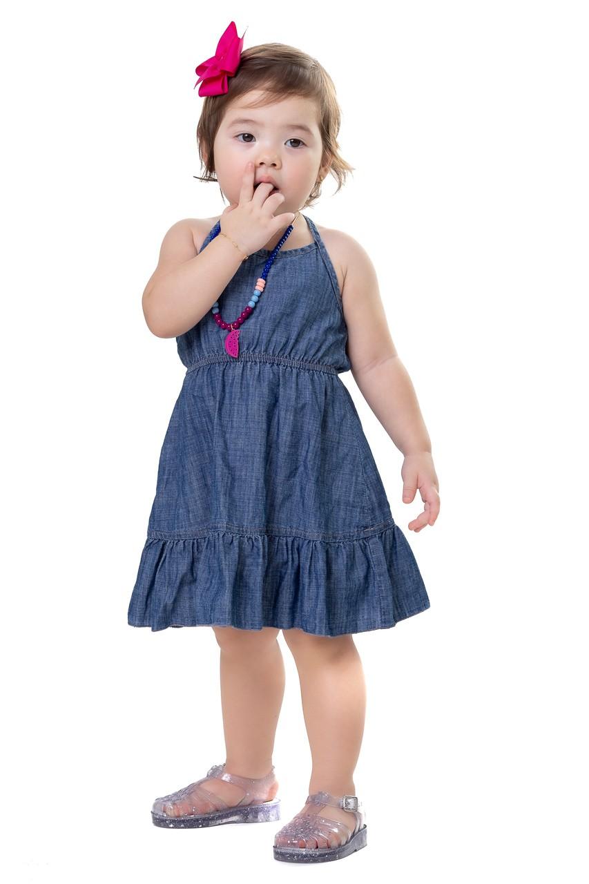 Laço Médio Infantil Em Gorgurão Turma do Balão