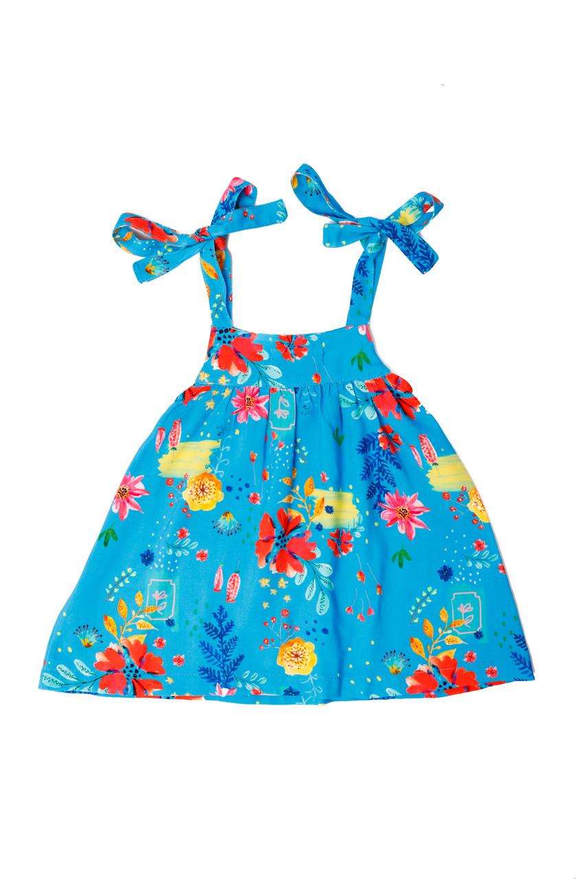 Vestido Bebê Turma do Balão Mercado das Flores