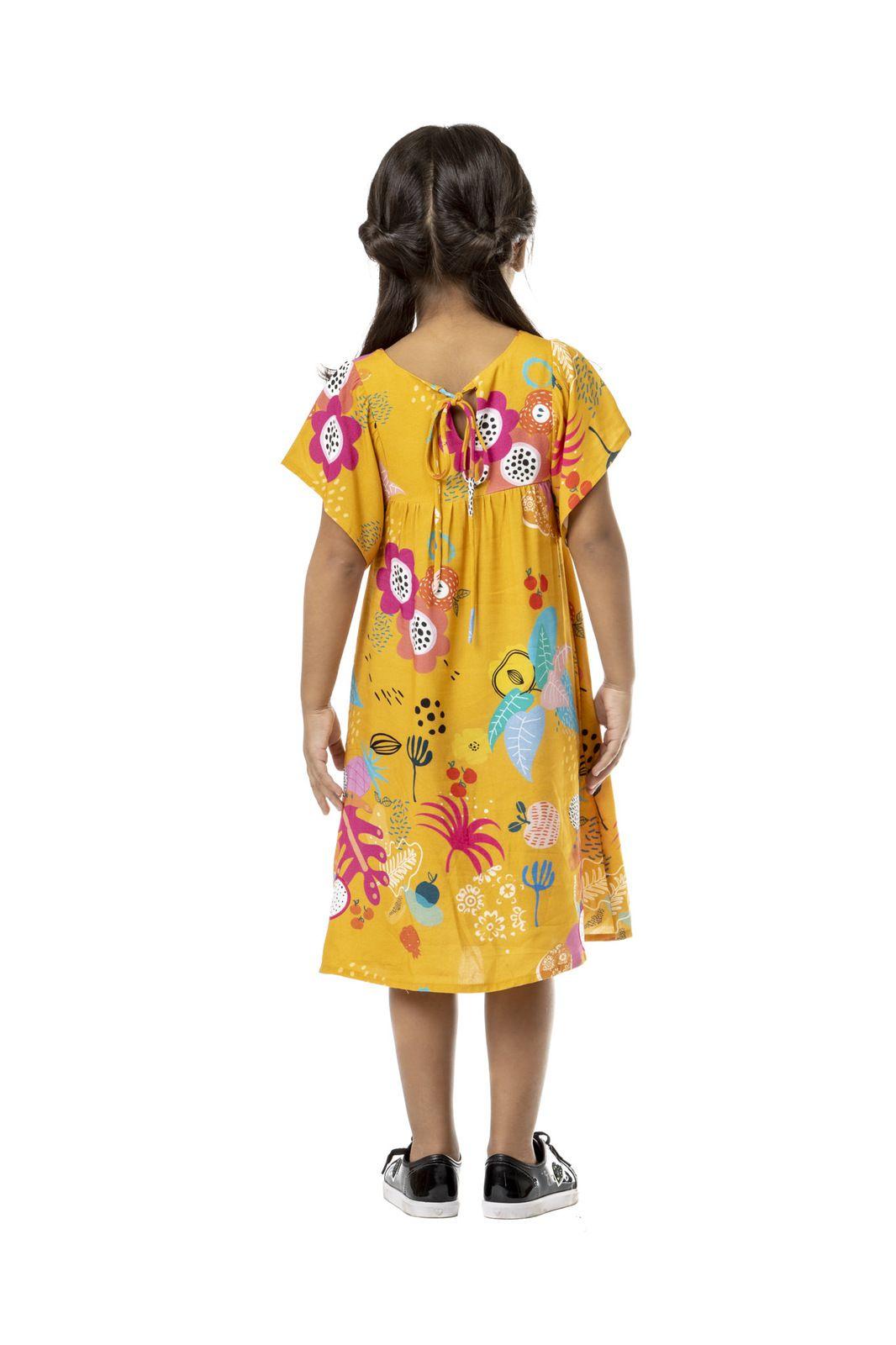 Vestido Curto Infantil Turma do Balão Frutacor