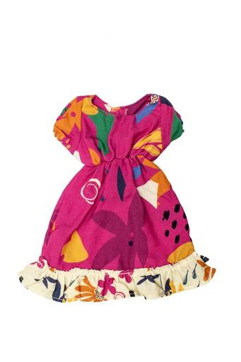 Vestido De Boneca Matisse