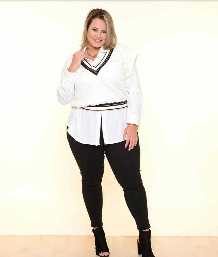 COLETE PLUS SIZE BELL