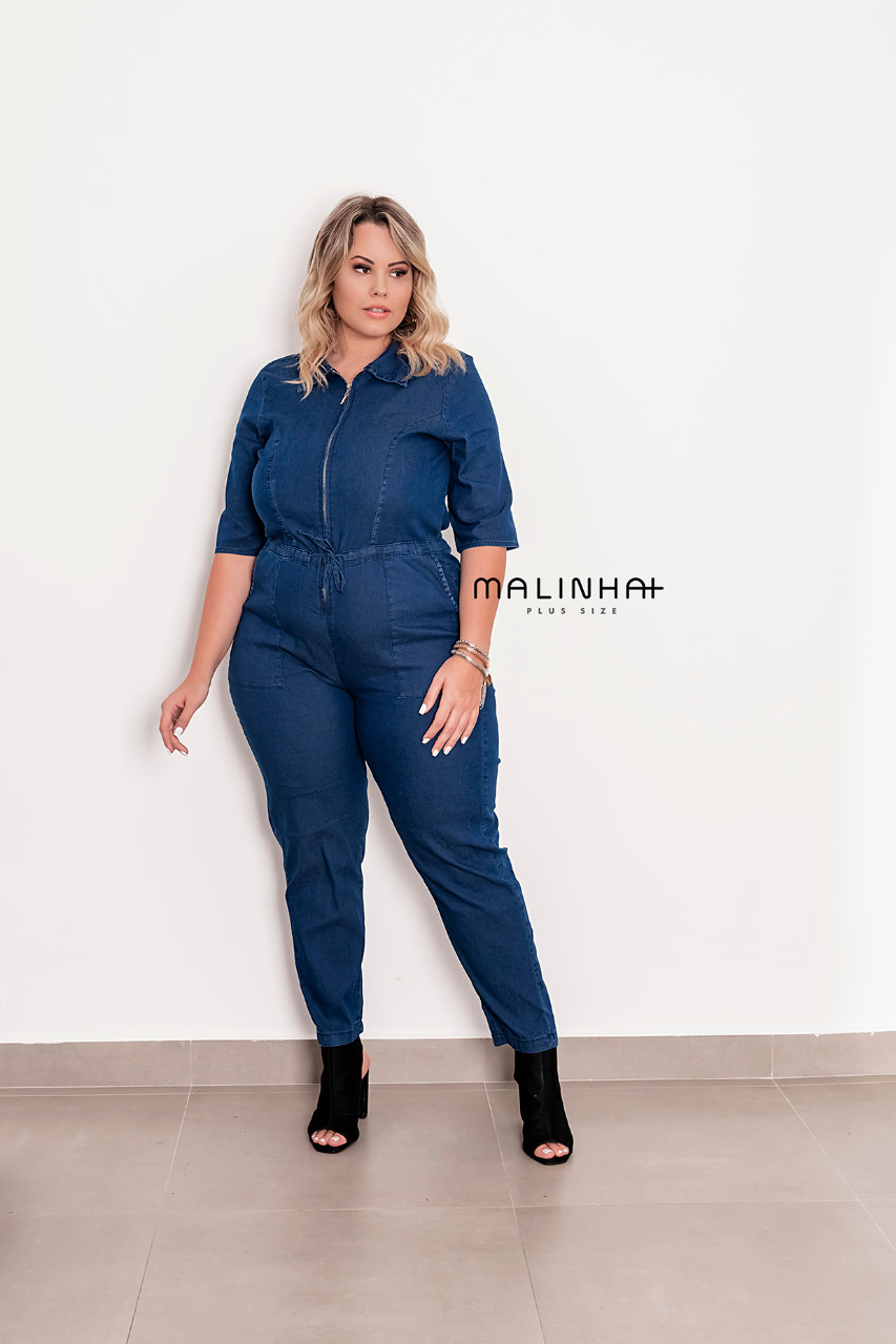 MACACAO PLUS SIZE LYCRA