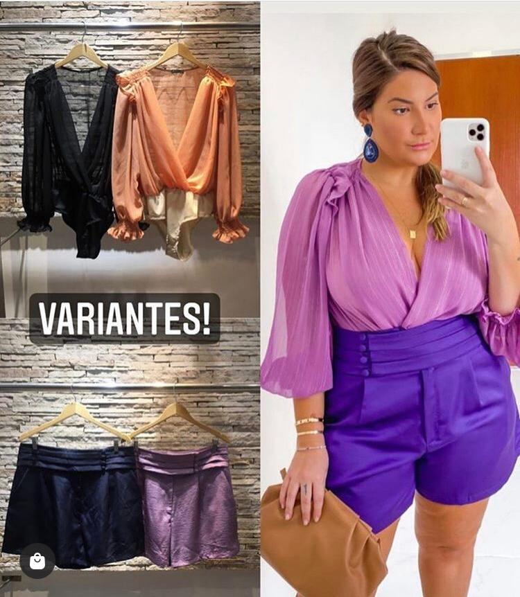 SHORTS PLUS SIZE PERFECTS
