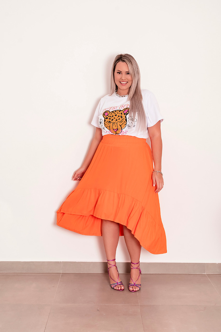 T-SHIRT PLUS SIZE FELINA