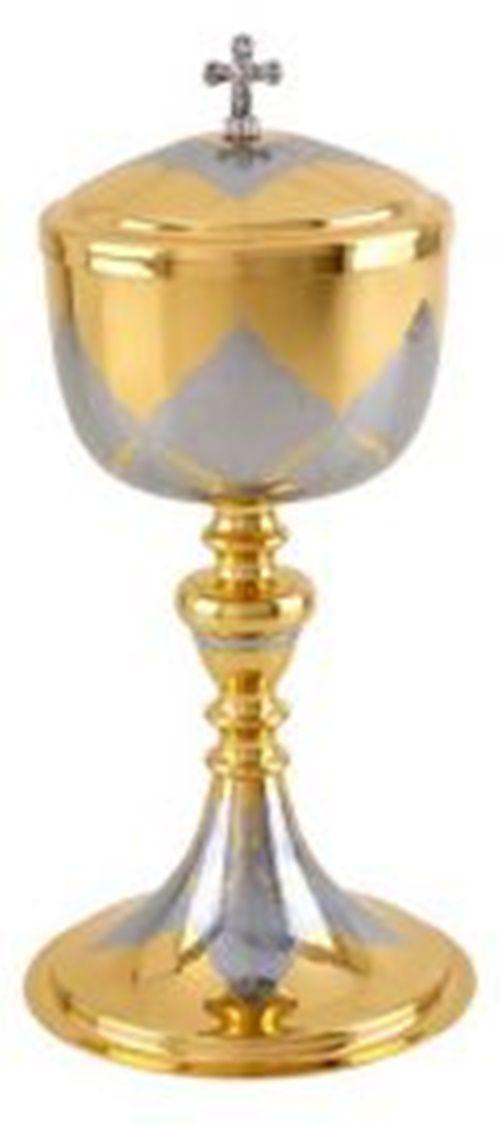 Âmbula Cibório 9021 Dourada