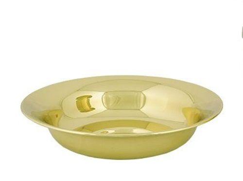 Bacia Dourada Envernizada B1130