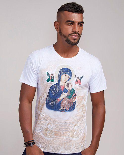 Camiseta Perpetuo Socorro Dve3466
