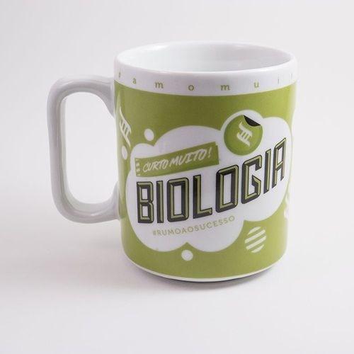 Caneca Curto Muito Biologia