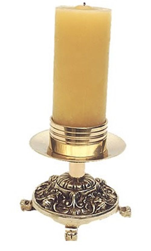 Castiçal Altar bronze PV1514