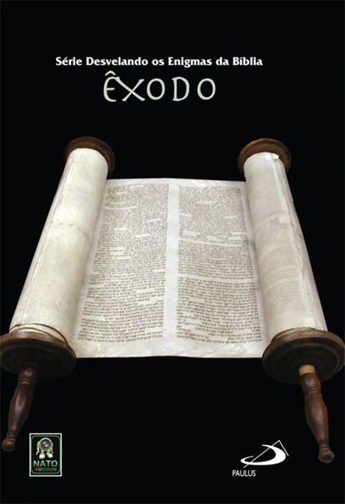 DVD Êxodo - Série Desvelando os Enigmas da Bíblia