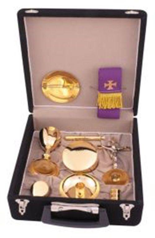 Mala de Missa Dourada Total 850